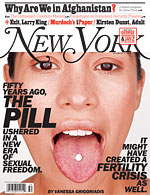 Cover story in New York Magazine questions The Pill