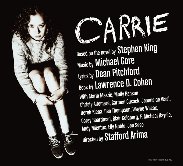 SHE'S BACK! – AND SHE'S SINGING!!! CARRIE, THE MUSICAL