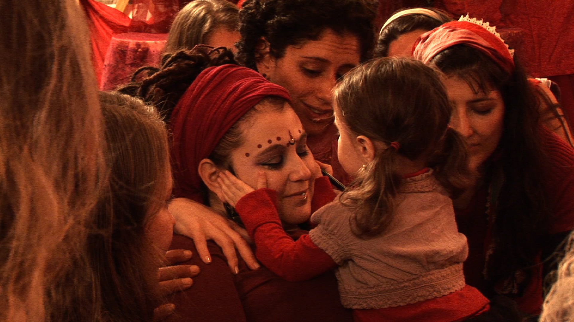 Things We Don't Talk About: Healing Narratives from the Red Tent