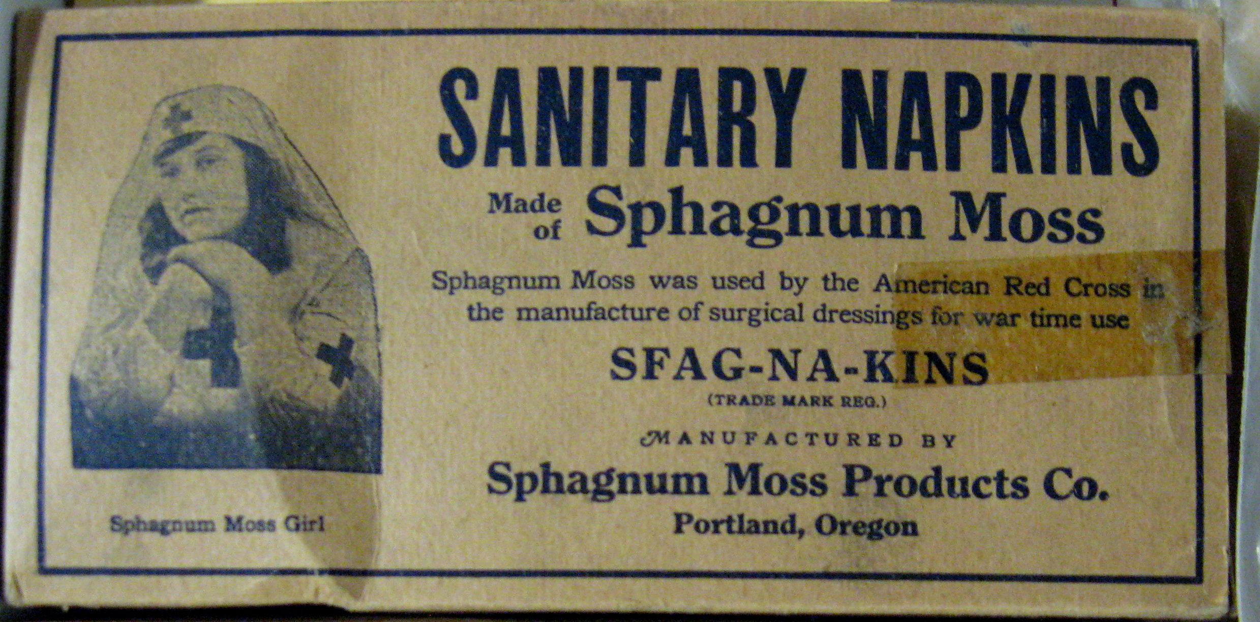 The Smithsonian Menstrual Archive