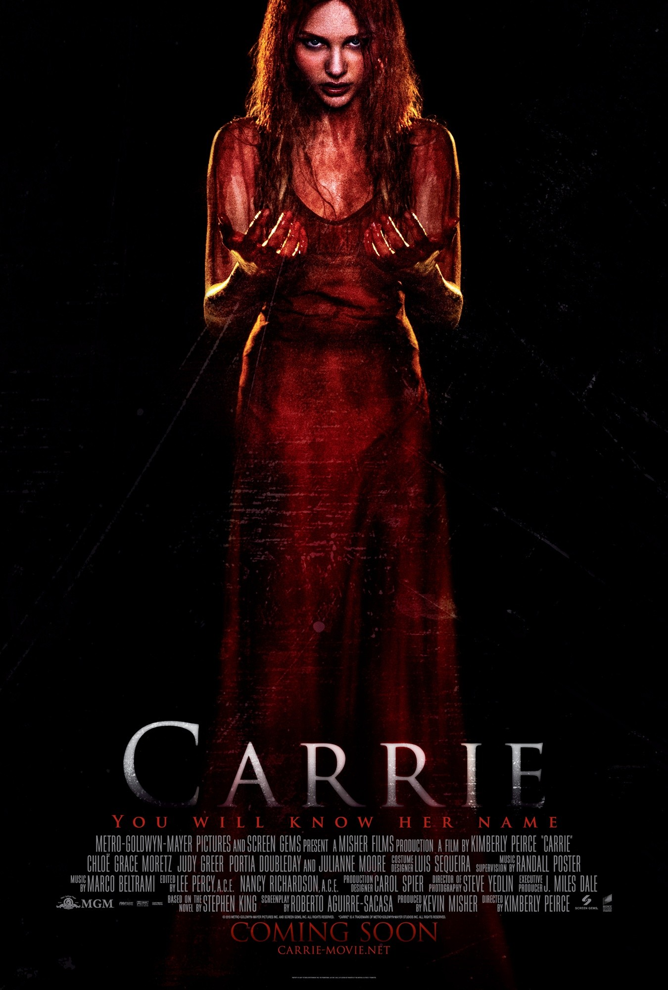 The Enduring Menstrual Mystique of Carrie