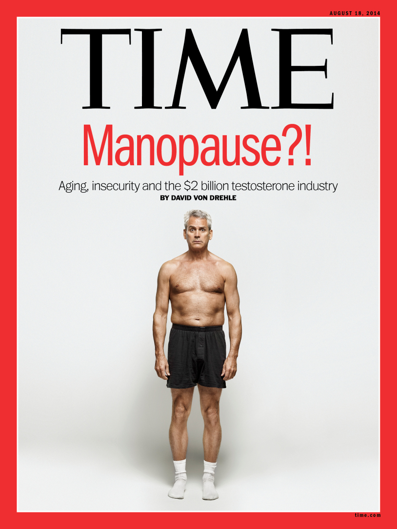 "Male Menopause, Andropause and now ""Manopause""?"