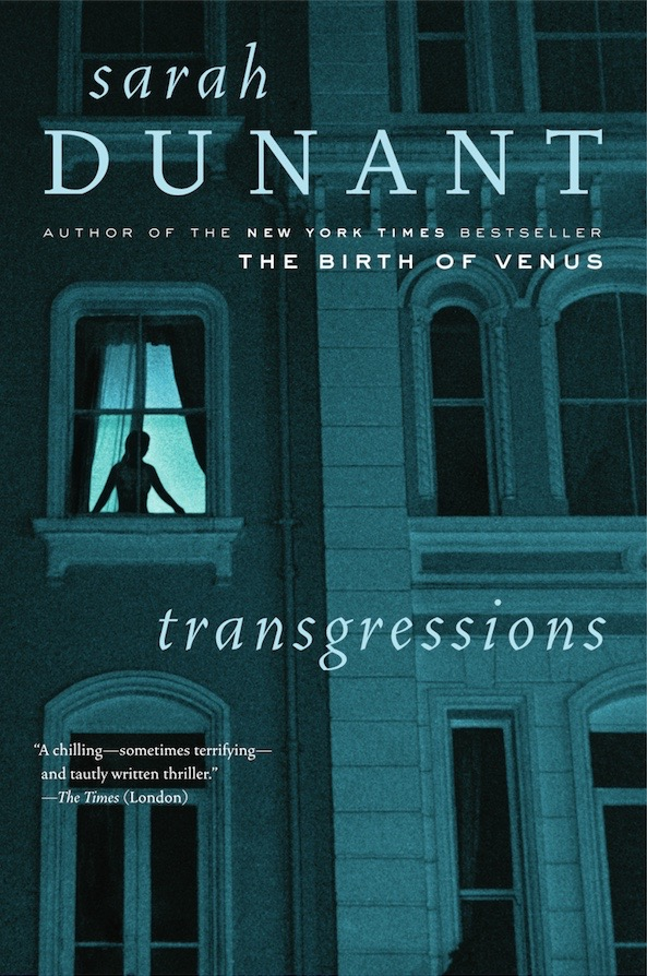 "Literary Menses in ""Transgressions"" by Sarah Dunant"
