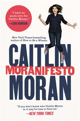 Caitlin Moran writes about menstruation